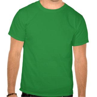 Vintage Irish Flag Shamrock (Distressed) T-shirt