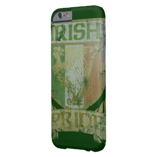 Vintage Irish Pride Crest Barely There iPhone 6 Case