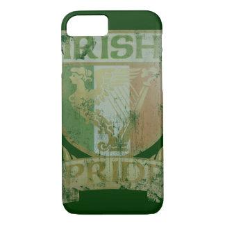 Vintage Irish Pride Crest iPhone 7 Case