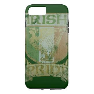 Vintage Irish Pride Crest iPhone 7 Plus Case