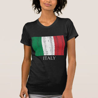 Vintage Italian Flag T-Shirt