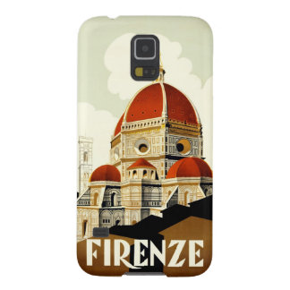 Vintage Italian Tourism Poster Cases For Galaxy S5