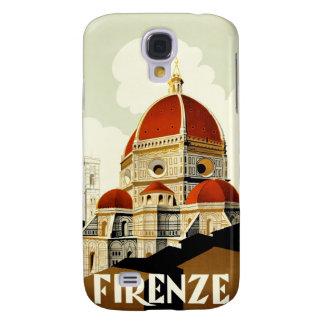 Vintage Italian Tourism Poster Galaxy S4 Case