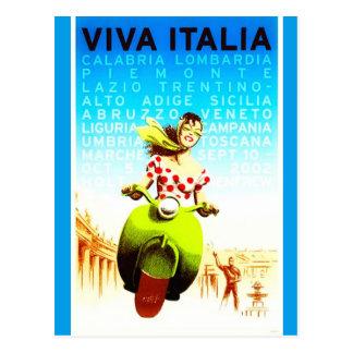 Vintage Italy Postcard