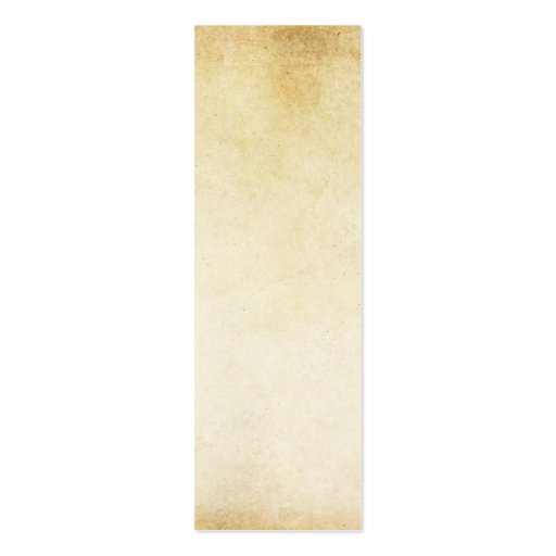 Vintage Ivory Grunge Parchment Paper Background Business Cards