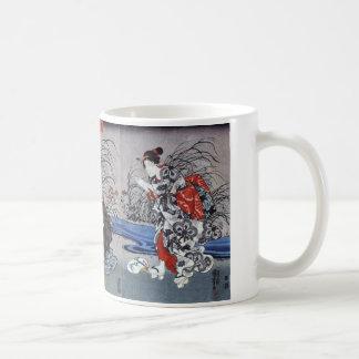 Vintage Japanese Art 1800's Mugs