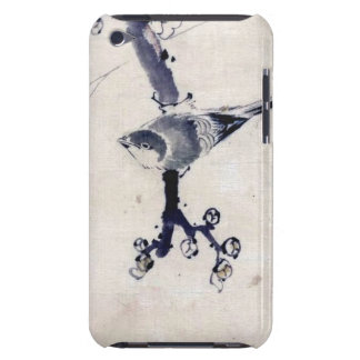 VINTAGE JAPANESE ART BIRD CHERRY BLOSSOM iPod TOUCH CASES