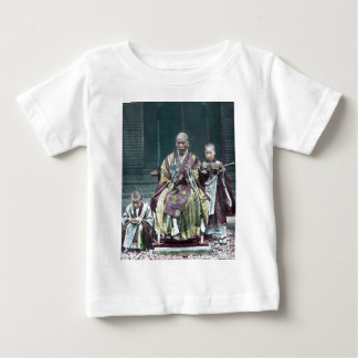 Vintage Japanese Buddhist Monks Japan 僧 Baby T-Shirt