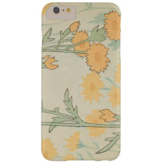 Vintage Japanese Daisies Barely There iPhone 6 Plus Case