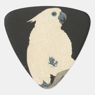 Vintage Japanese Fine Art | Cockatoo Plectrum