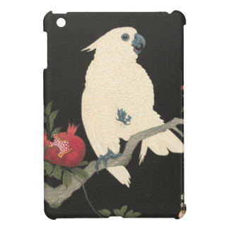 Vintage Japanese Fine Art | White Cockatoo Case For The iPad Mini