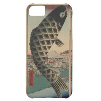 Vintage Japanese Koi Image iPhone 5 Case