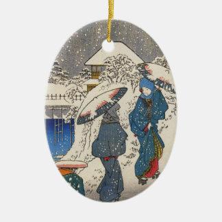 Vintage Japanese Ornament