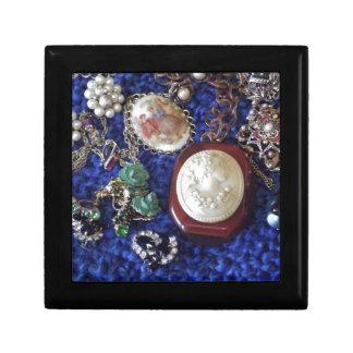 Vintage Jewelry Jewelry Box