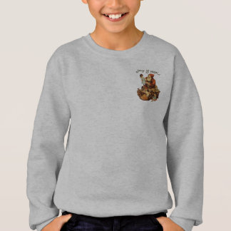 Vintage Jolly St. Nick Sweatshirt
