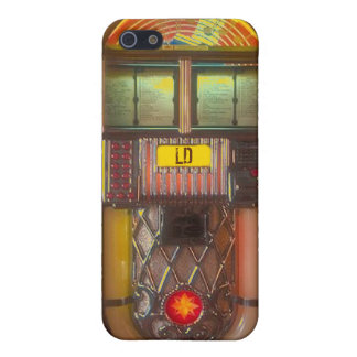Vintage Jukebox music player iPhone 5 Case