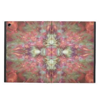 Vintage kaleidoscope pattern iPad air cover