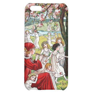 Vintage Kate Greenaway The Pied Piper of Hamelin iPhone 5C Covers