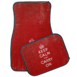 Vintage Keep Calm and Carry On