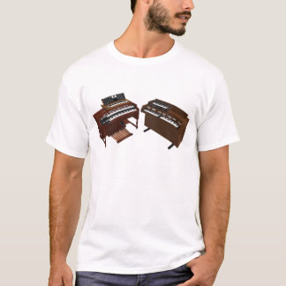 Vintage Keyboards: 3D Model: T-Shirt