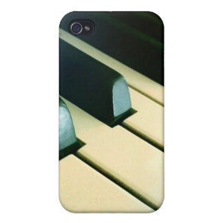 Vintage Keys - Music iPhone 4/4S Case