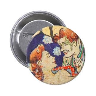 Vintage Kitsch Japan War Propaganda WW2 Lovers 6 Cm Round Badge