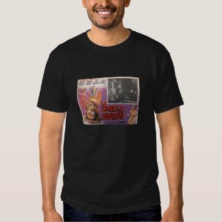 Vintage Kitsch: Mexican Horror Lobby Card Tshirts