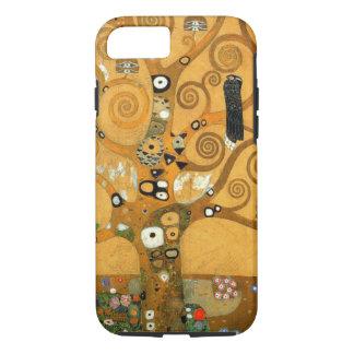 "Vintage Klimt ""Tree of Life"" iPhone 7 case"