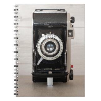 Vintage Kodak camera Notebooks