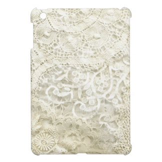 Vintage Lace #3 iPad Mini Covers