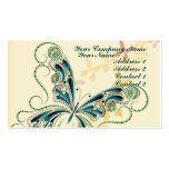 Vintage Lace Business Card Template