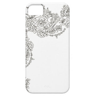 Vintage Lace Tattoo Look iPhone 5 Covers