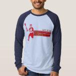 vintage lacrosse shirt JD long sleeve