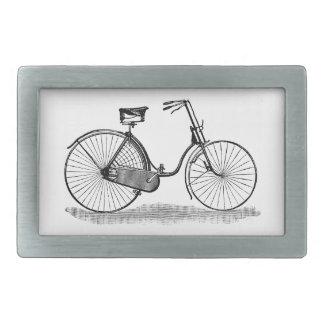Vintage Ladies Bicycle Belt Buckle