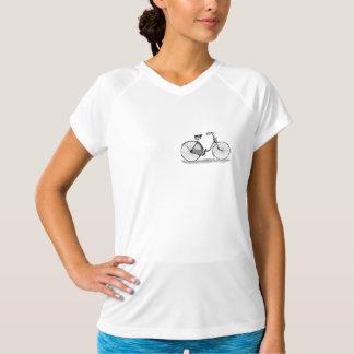 Vintage Ladies Bicycle Tshirts