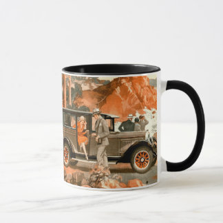 Vintage Ladies - Road Trip - 20s / 30s Mug