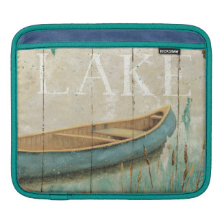 Vintage Lake iPad Sleeve