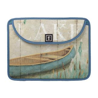 Vintage Lake Sleeve For MacBook Pro