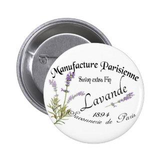 Vintage Lavender Buttons