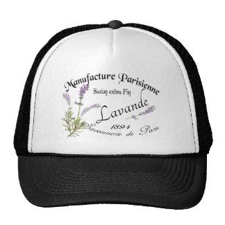 Vintage Lavender Mesh Hat