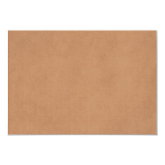 Vintage Leather Brown Antique Paper Template Blank