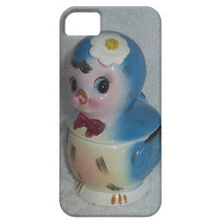 Vintage Lefton Bluebird Anthropomorphic CUTE iPhone 5 Cover