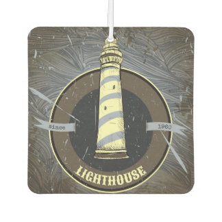 Vintage Lighthouse | 1960 Car Air Freshener