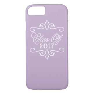 Vintage Lilac | Graduation iPhone 8/7 Case