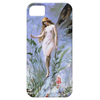 Vintage Lily Fairy iPhone 5 Cover