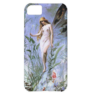 Vintage Lily Fairy iPhone 5C Cover