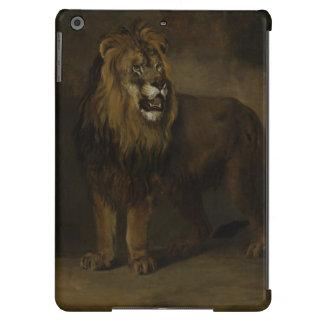 Vintage Lion Art Pieter Gerardus Van Os 1808 iPad iPad Air Covers