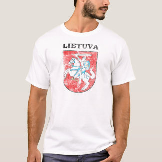 Vintage Lithuania T-Shirt