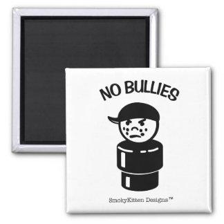 Vintage Little People Bully Tough Kid - No Bullies Magnet