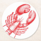 Vintage Lobster Coaster